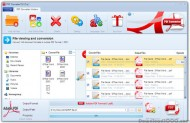 PDF Converter 2012 screenshot